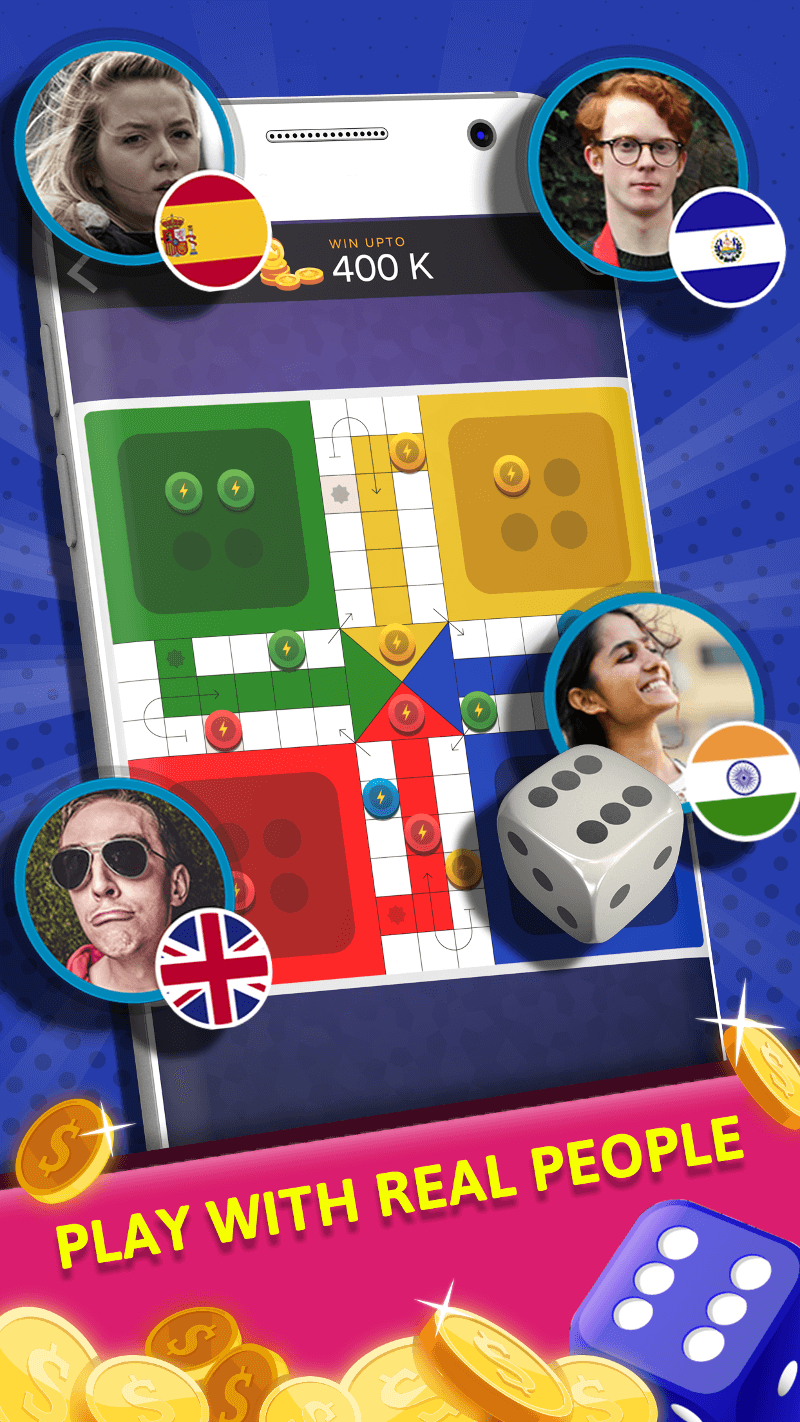 Ludo King Apk - The Ludo known as the king of all games which lets you play ludo on all the possible devices including smart phones, laptop, TV, etc. If you have no one to play the ludo king game, you can play it with computer as well. So what are you waiting for? Download the ludo king apk now and enjoy the ludo king game.    
